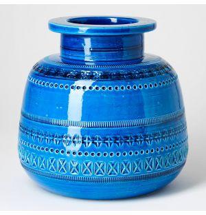 Vase Rimini Blu