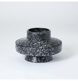 Vase en pierre Discus