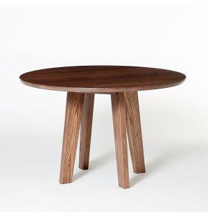 Table à Manger Ronde en Frêne – Modèle d'exposition