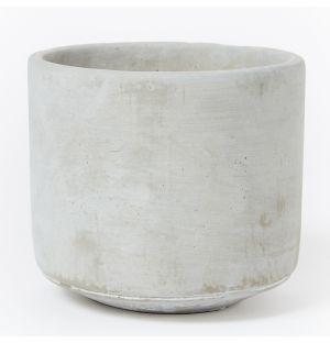 Cache-pot Tivoli en béton - Medium