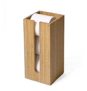 Porte-rouleaux de papier-toilette Arena en bambou