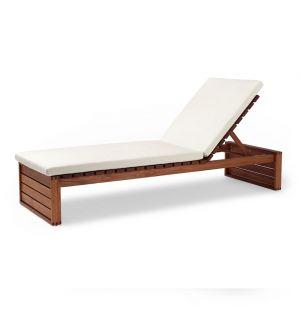 Chaise longue BK14 & coussins