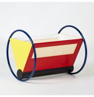 Berceau Bauhaus décoratif - petit modèle