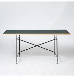 Eiermann 1 Desk Olive & Black 180cm