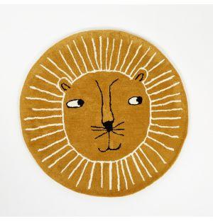 Tapis Lion Caramel