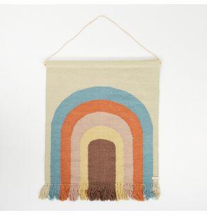Tapis Mural Follow the Rainbow