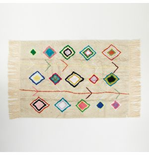 Tapis marocain Kaarol - 140 x 200 cm