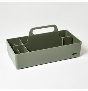 Boîte à outils gris mousse