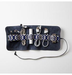 Accessoires pour smartphone Gaucho – bleu marine