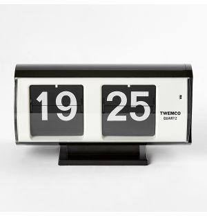 Horloge à Palettes QT-30 Noire