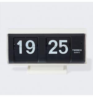 Horloge à Palettes QT-30 Blanche