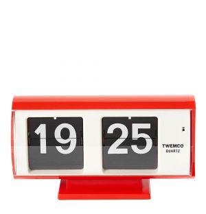 Horloge rouge à palettes QT-30