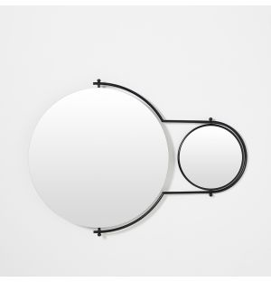 Miroir noir Orbit