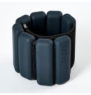 Bracelets lestés pour l'entraînement anthracite