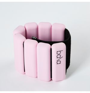 Bracelets lestés roses