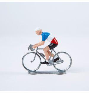 Cycliste Français Miniature
