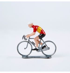 Cycliste Espagnol Miniature