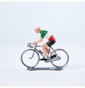 Cycliste Italien Miniature