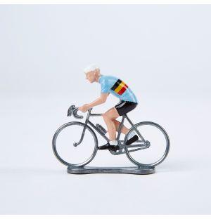 Cycliste Belge Miniature