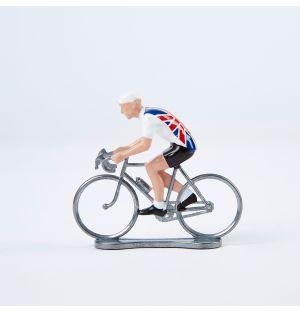 Cycliste Britannique Miniature