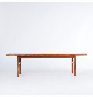 Table basse en macassar Bramin Møbler Vintage