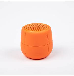 Enceinte orange Mino X