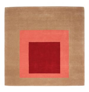 Tapis « Homage to the Square: Equivocal »
