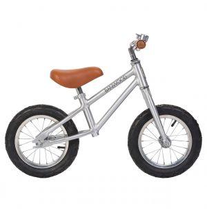 Vélo enfant First Go! Chrome