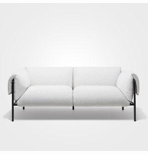 Canapé à accoudoirs Fold - 2 places