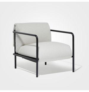 Fauteuil Fold gris clair