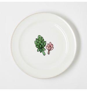 Assiette Verdura Artichoke – 20 cm