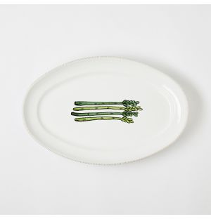 Plat Verdura Aspargus