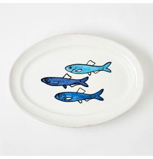 Plat Verdura Fish