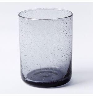 Verre Bubble gris