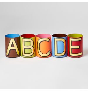Pot à crayons Alphabet