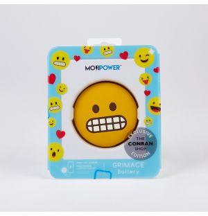 Batterie externe Grimace Emoji