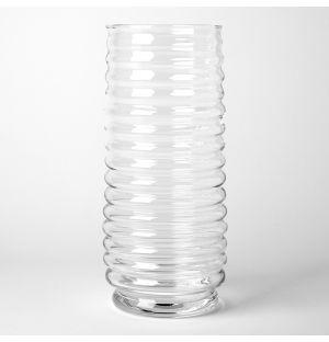 Vase transparent Bubble – 37 cm