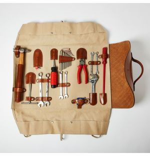 Coffret d'outils Luxury Leather