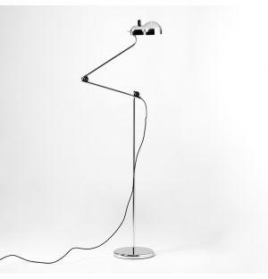 Lampe chrome Topo