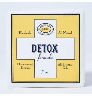 Cube effervescent pour le bain Detox