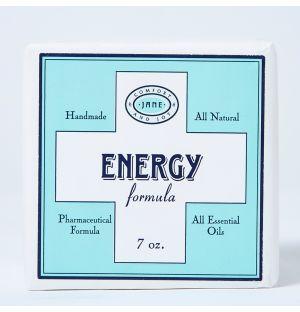 Cube effervescent pour le bain Energy