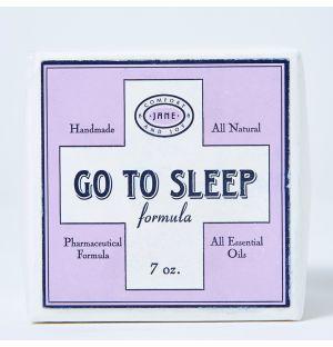 Cube effervescent pour le bain Sleep