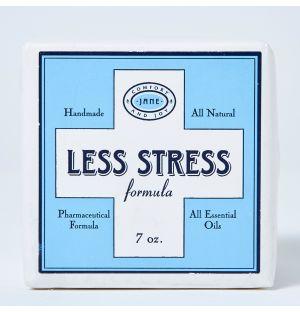Cube effervescent pour le bain Less Stress