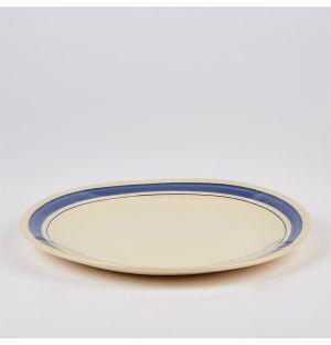 Assiette Stripe – 28 cm