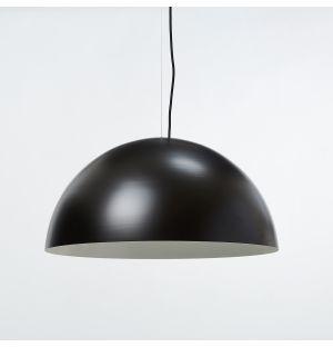Suspension noire Geo - 60 cm