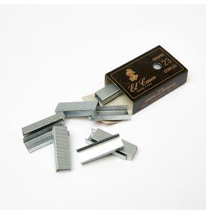 Agrafes en métal galvanisé