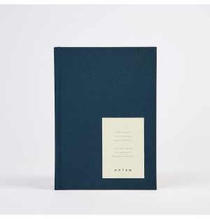 Journal de bord bleu EVEN Medium