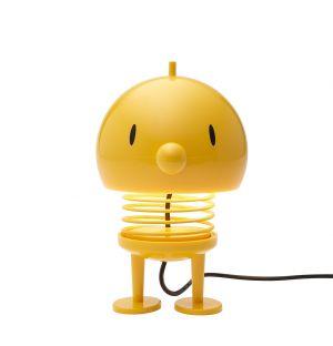 Lampe figurine jaune Bumble