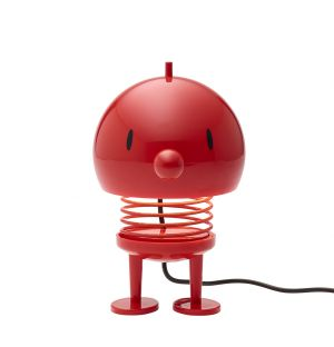 Lampe figurine rouge Bumble