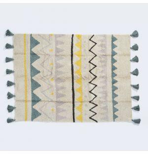 Tapis lavable Azteca
